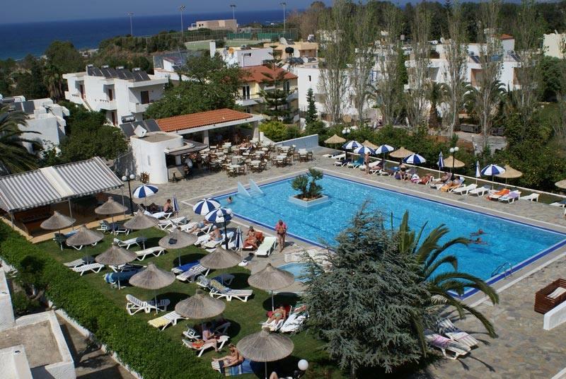 Aparthotel Kyknos Beach - Malia - Heraklion Kreta